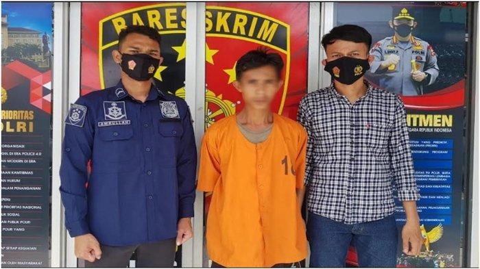 2 Pria Rampas HP 3 Pelajar di Muratara, Beraksi Pakai Pistol Pinjaman, Ongkos Sewa Rp 50 Ribu