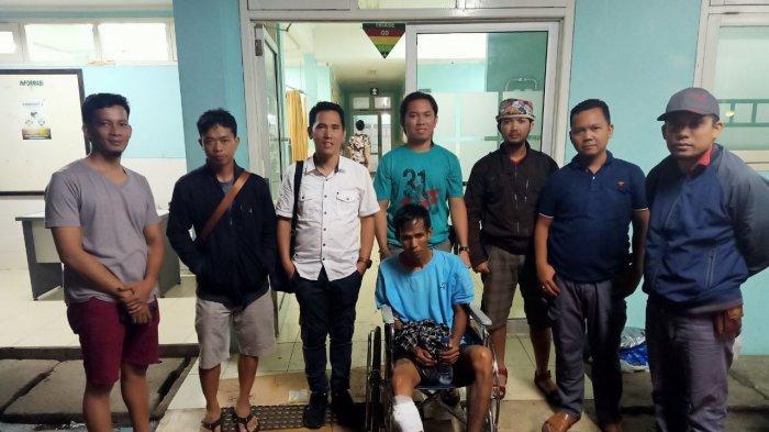 Diam-diam Coba Lari dari Cengkraman Polisi, Alhasil Tomy Ditembak Kakinya
