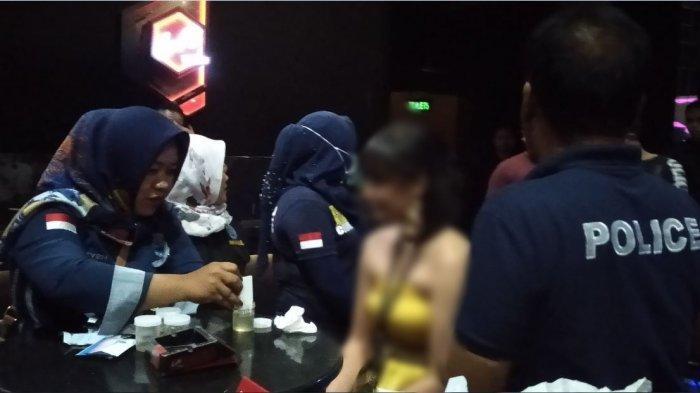 Jelang Tahun Baru, Polda Sumsel Gencar Razia Narkoba di Tempat Hiburan Malam di Palembang