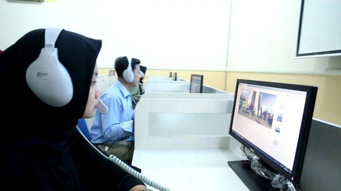Aqiilah Ramadhani Amir Peraih Score TOEFL ITP Tertinggi di Universitas Bina Darma Capai 650