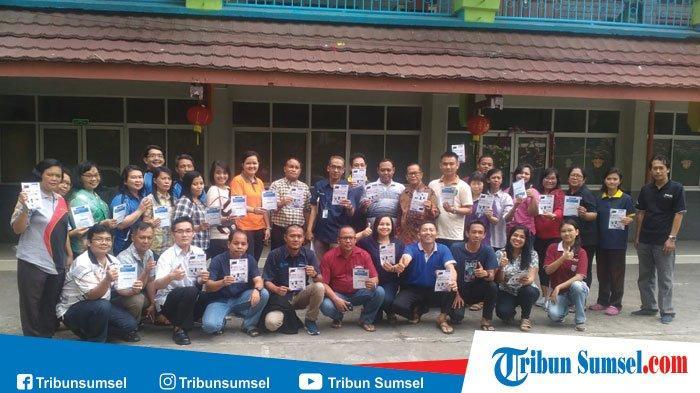 Tribun Sumsel- Sripo Berikan Manfaat Jadi Anggota TC Premium kepada Guru di SDK Frater Xaverius 2