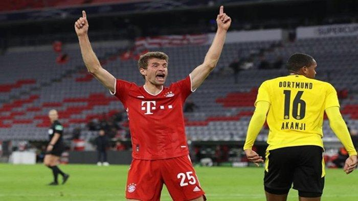 Hasil dan Klasemen Liga Champions Semalam : Bayern Munchen Lolos 16 Besar Liverpool Diajari Atalanta