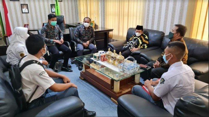 3 Pelajar Asal PALI Terpilih Jadi Paskibra Provinsi Sumsel,Kibarkan Bendera Merah Putih HUT ke-76 RI