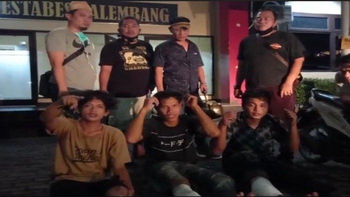 Kurang dari 1x24 Jam, 3 Pembobol Rumah Kerugian Rp 80 Juta Diciduk Polisi, Pelaku Pegawai Korban
