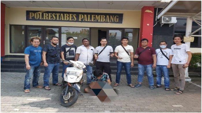 1 dari 4 Penodong di Jerambah Karang Diringkus Polisi, Remaja 18 Tahun Coba Larikan Diri