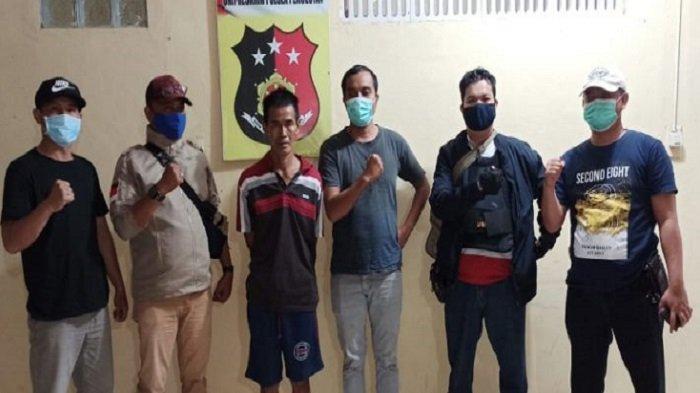 Bobol Rumah Tetangga, Pencuri Emas Dibekuk Tim Crocodile Polsek Pemulutan di Penginapan 13 Ilir