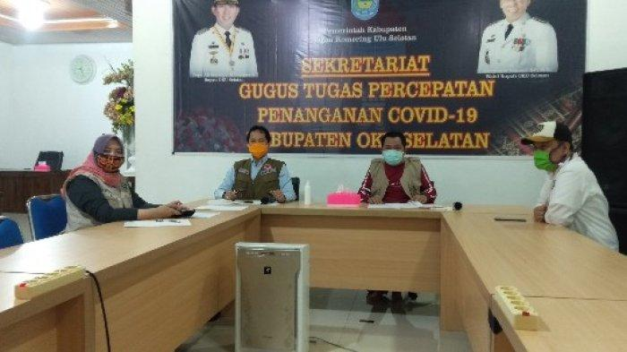 Warga OKUS Meninggal di Lampung Ternyata Positif Corona, 20 Anggota Keluarga Diisolasi dan Tes Swab