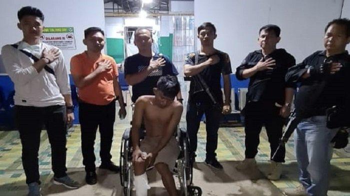 Begal Guru SD di PALI Tak Menyerah Meski Dikepung, Peluru Bersarang di Kaki
