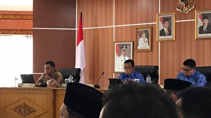 Tim Pengendali Inflasi Daerah Pemkab OKI Akan Jaga Harga dan Pasokan Pangan Jelang Ramadan