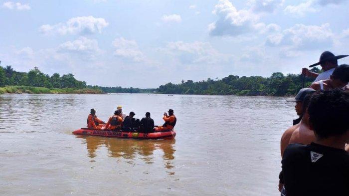 Sudah Seminggu Pria Hanyut di Sungai Ogan Belum Ditemukan, Pencarian Diperluas hingga 20 Kilometer