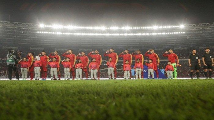 Daftra 34 Pemain Timnas Indonesia yang Dipanggil Shin Tae-yong Jelang Kualifikasi Piala Dunia 2022
