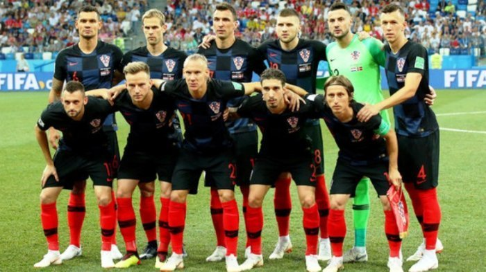 Fakta-fakta Jelang Semifinal Piala Dunia 2018, Kroasia Samai Rekor Argentina, Belgia Tim Tersubur