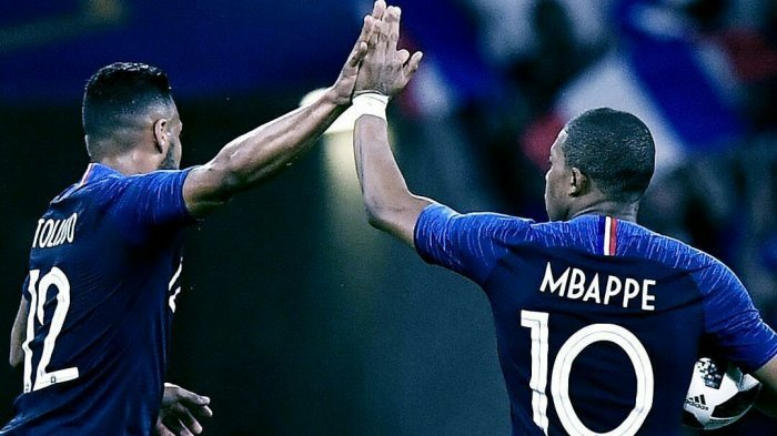 Belum Pernah Kalah, Prancis Diramalkan Bakal Jadi Juara Piala Dunia 2018,Ini Kata Mbah Mijan