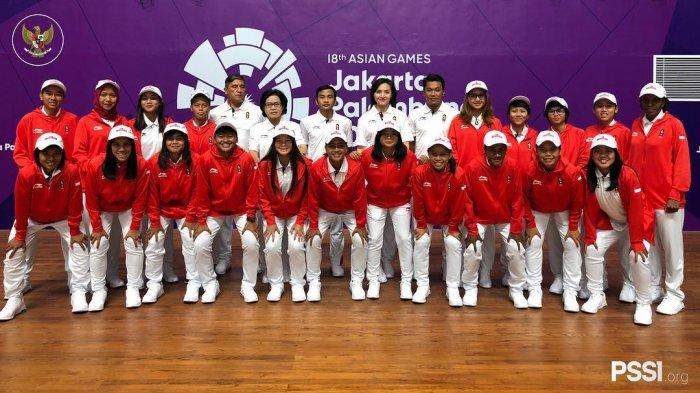 Babak Pertama, Sepakbola Putri Chinese Taipei Hajar Indonesia 4 Gol Tanpa Balas