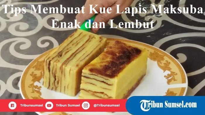 Daftar 10 Toko Kue dan Roti di Palembang, Lengkap Beserta Alamat dan Nomor Telpon