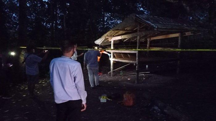 Kepala Dihantam Kayu, Korban Pembunuhan di Talang Seleman OI Sempat Jalan Sempoyongan