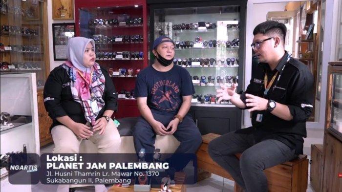 Ide Bisnis: Lihat Peluang Jadi Toko Jam Online di Palembang