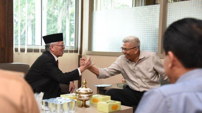 Wagub Sumsel, Mawardi Minta MUI Sosialisasikan Toleransi