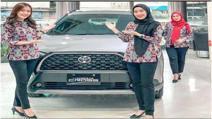 Harga All New Corolla Cross 2020 di Palembang