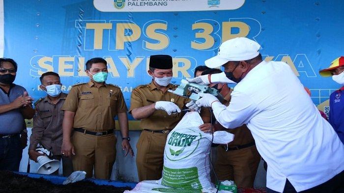 Harnojoyo Yakin Beban TPA akan Berkurang Kalau Tiap Kelurahan di Palembang miliki TPS 3R