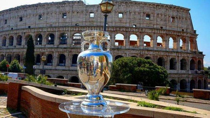 Jadwal Lengkap Euro 2021 dan Pembagian Grup, Pertandingan Pertama Turki Vs Italia Sabtu 12 Juni