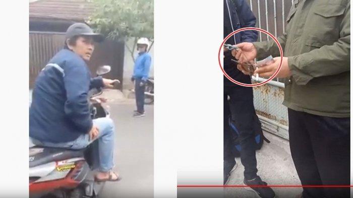 Tukang Ojek Peras Penumpangnya Rp 750 Ribu Ditangkap Polisi, Pelaku Pasang Wajah Sedih