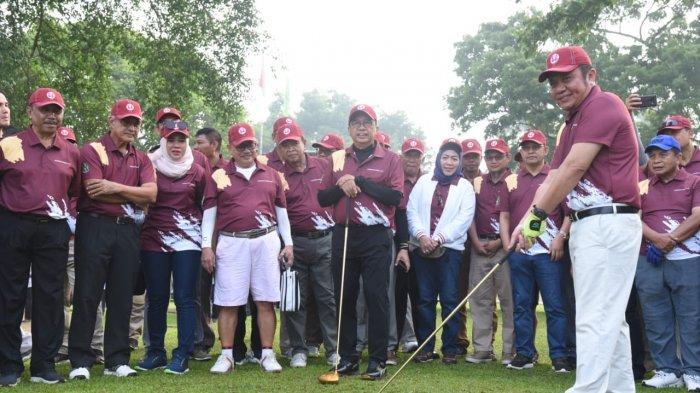Gubernur Herman Deru Ubah Stigma Golf Olahraga Mahal dan Ekslusif