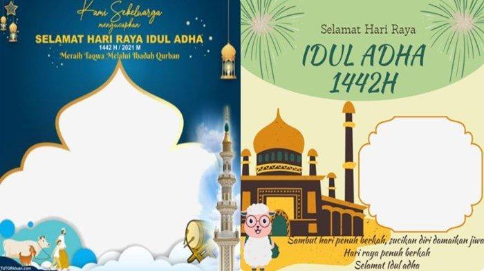 Download 100 Link Twibbon Idul Adha 2021, Mudah Tinggal Masukan Foto