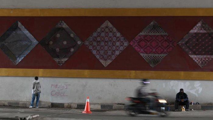 Keindahan Underpass Simpang Patal Rusak Oleh Tangan Jahil - underpass_20170420_140638.jpg
