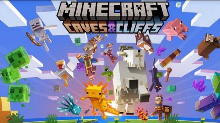 Unduh Minecraft Pocket Edition Versi 1.17.11 Gratis di HP Android, Instal dalam Versi Beta