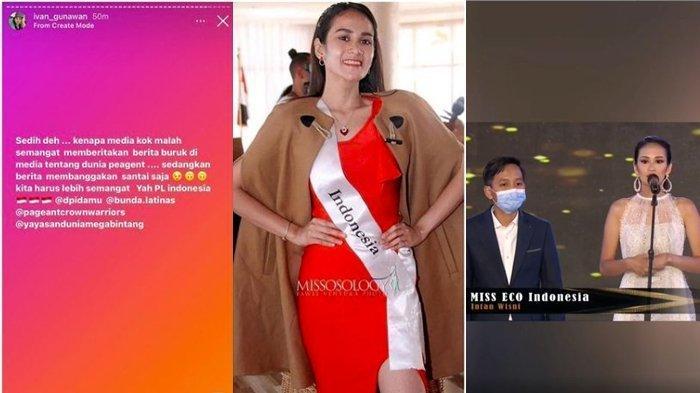 Ivan Gunawan Soroti Intan Wisni Salah Ucap & Tak Bisa Bahasa Inggris: Sedih Media Beritakan Buruk