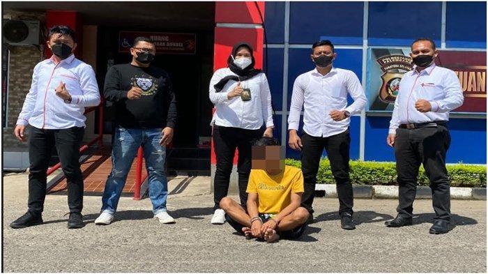Pemuda 21 Tahun di Palembang 4 Kali Rudapaksa Pacar Masih Bawah Umur, Modus Ajak Ngobrol dan Makan