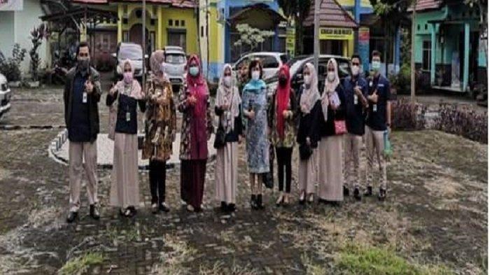 Launching UHC Tingkat Kota Lubuklinggau Dipusatkan di Kecamatan Utara II