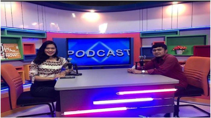 Universitas Bina Darma Gelar Podcast Riset & Inovasi, Program Unggulan Rektor UBD Dr Sunda Ariana