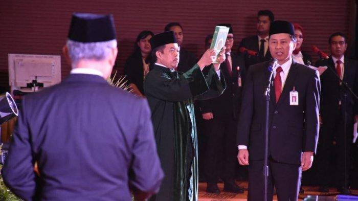 Profil dan Karir Untung Nugroho, Resmi Jabat Kepala OJK Regional 7 Sumatera Bagian Selatan