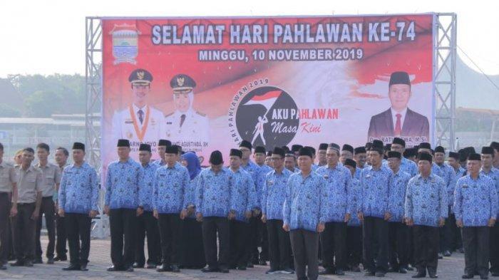 Peringatan Hari Pahlawan Nasional, Sekda Palembang : Pahlawan Masa Kini Tidak Harus Angkat Senjata