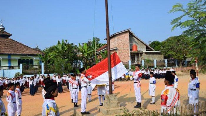 Upacara Bendera Hingga Gelar Sejumlah Lomba Semarakkan HUT RI ke 72