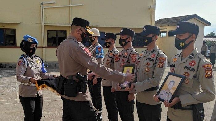 Empat Anggota Polri yang Bertugas di Polres Empat Lawang Resmi Dipecat