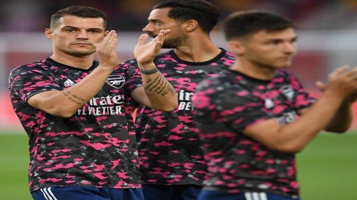 Update Daftar Skuad Pemain Arsenal Musim 2021-2022, Badai Cedera Hantui The Gunners