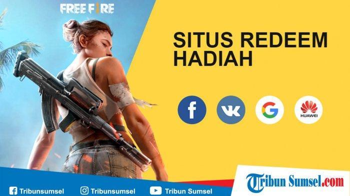 Kode Redeem Free Fire Ff 6 September 2020 Dan Event Ff Terbaru September 2020 Top Up Diskon Tribun Sumsel