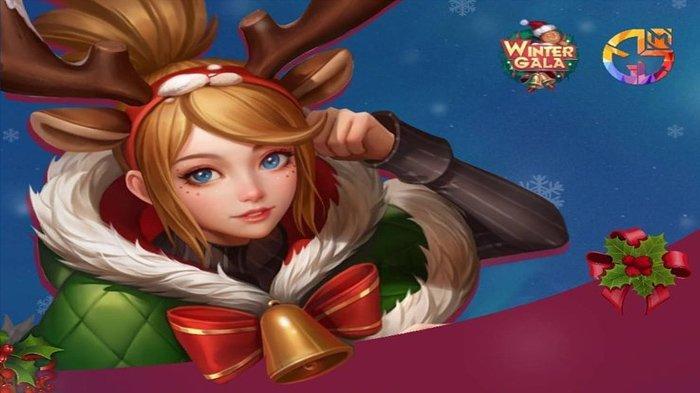 Update Kode Redeem Mobile Legends Bang-Bang Terbaru22 Desember 2020 Buruan Cek Sekarang