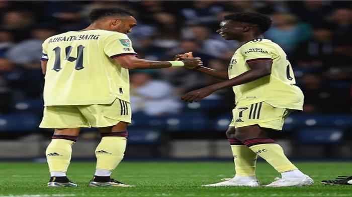 Update Skuad Arsenal Musim 2021-2022 di Liga Inggris Beserta Posisi Bermain dan Nomor Punggung