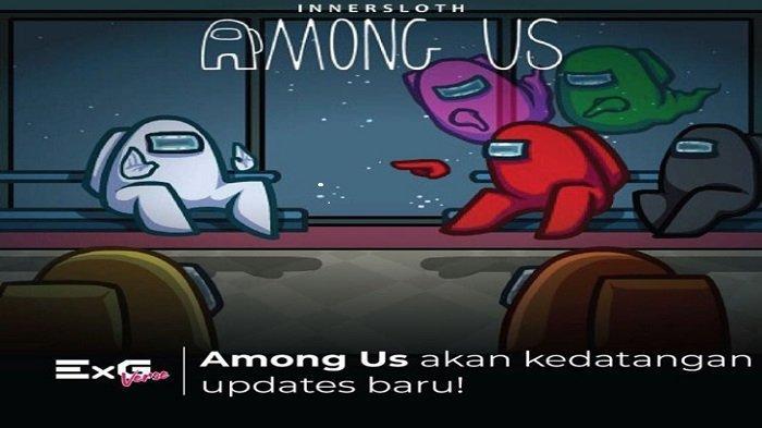 Intip Bocoran Update Terbaru Game Among Us, Voting Anonymous, Disable Taskbar