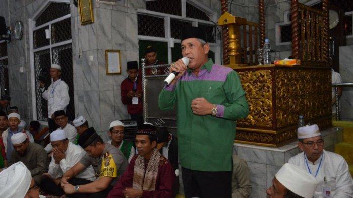Ustadz Abdul Somad (UAS) Apresiasi Bupati OKI Buat PerdaPendidikan Baca Tulis Alquran Sejak SD