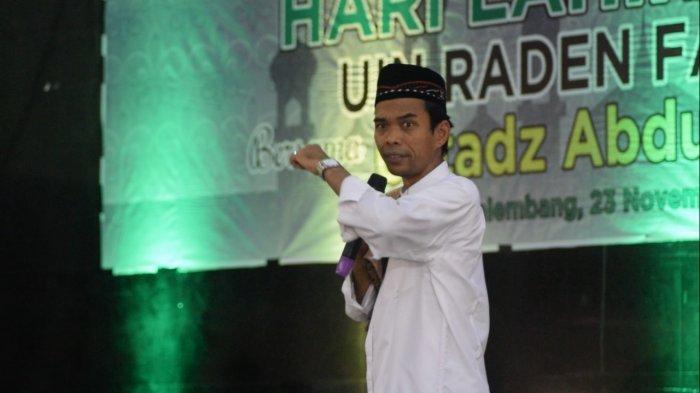 Ceramah Ustadz Abdul Somad: 4 Syarat Istri Boleh Bekerja di Luar Rumah