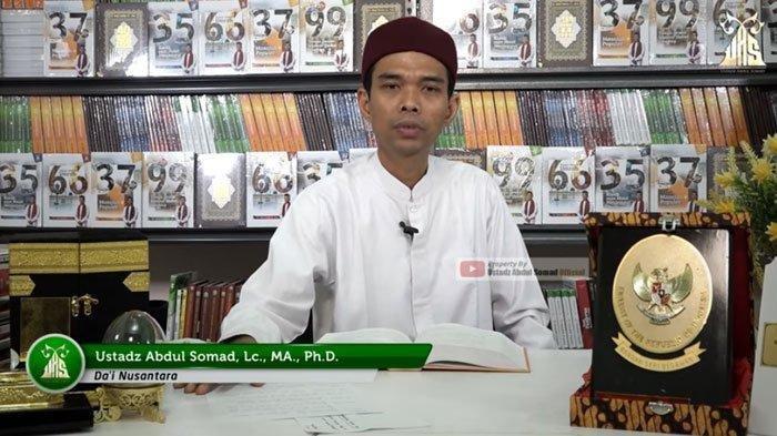 Menggabungkan Puasa Syawal dengan Bayar Hutang Puasa Ramadhan? Ini Penjelasan Ustaz Abdul Somad