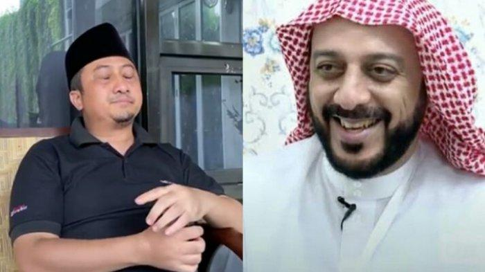 Bagikan Video Terakhir Syekh Ali Jaber Sebelum Meninggal, Ustaz Yusuf Mansur Berderai Air Mata