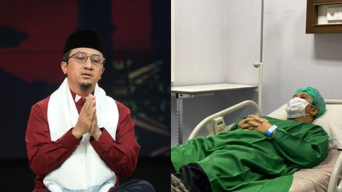 Awal Cerita Ustaz Yusuf Mansur Dilarikan ke Rumah Sakit, Siti Maemunah : HB Cuma 7, Butuh Transfusi