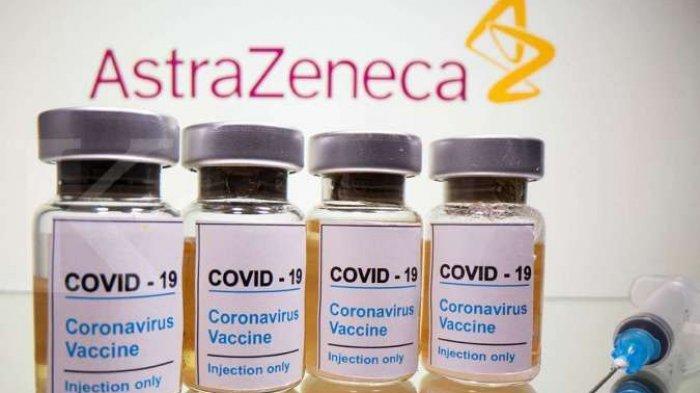 Amerika Serikat Sebut AstraZeneca Mungkin Pakai Informasi Usang di Uji Coba Vaksinnya