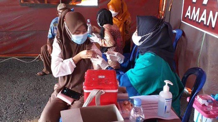 Jadwal, Syarat dan Tempat Vaksin Covid-19 Gratis untuk Anak Usia 12-17 Tahun di PALI